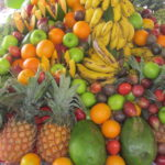 Or go all out healthy with their huge spread of fruits