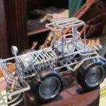 Loved this toy car, so reminiscent of a Kenyan childhood!